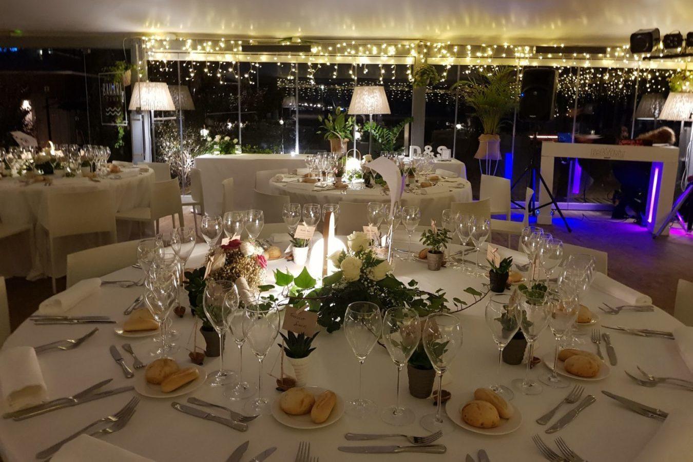 Els casaments al Bahari Club de Calella